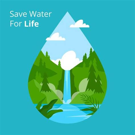 Save Water Save Life Essay Slogans Poster Quotes